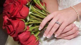 Esmaltes para noivas: delicadeza e romantismo nas unhas