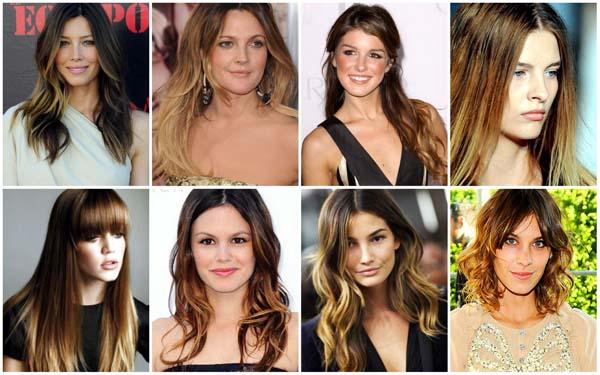 fotos ombre hair Ombré hair