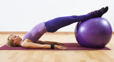 Exercícios de pilates para a coluna