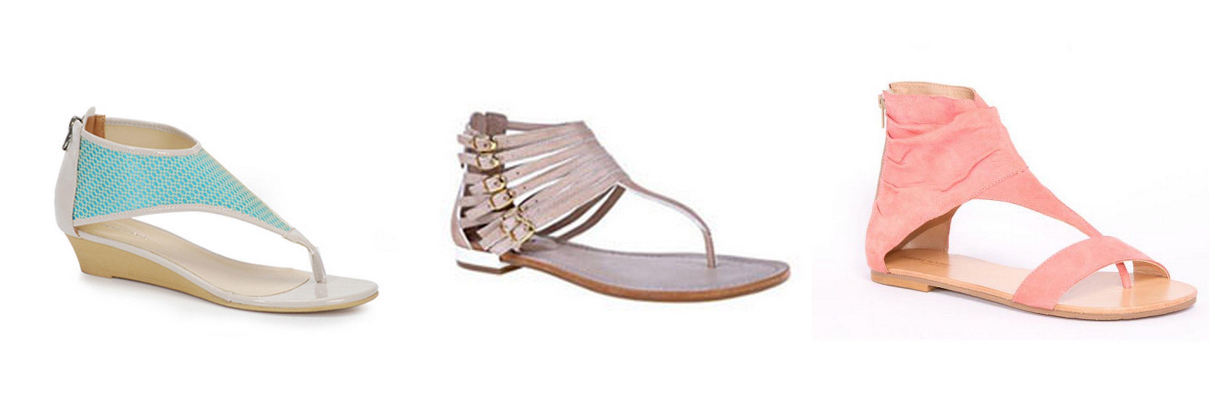 rasteirinhas flat Tendência de sapatos e sandálias 2011