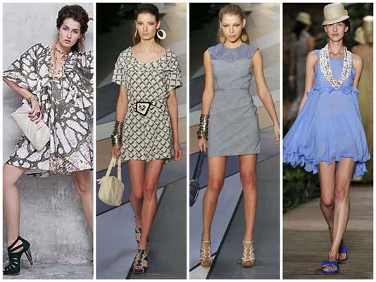 vestidos verao 2011 2 Vestidos para o verão 2011