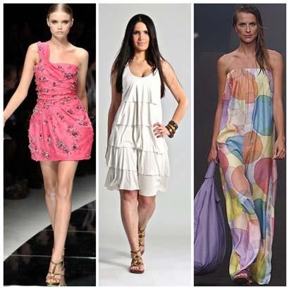 vestidos verao 2011 3 Vestidos para o verão 2011