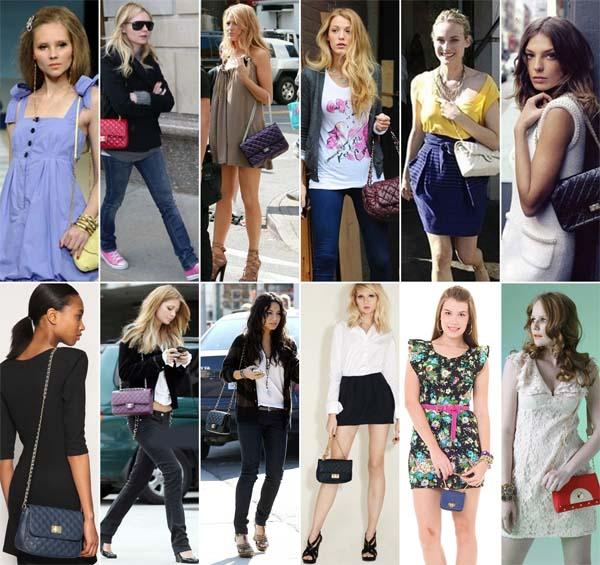 Bolsa De Mão Para O Dia A Dia : A vez da mini bolsa dicas de mulher