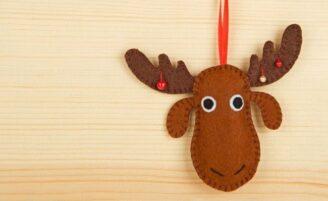 Como fazer enfeites para o Natal
