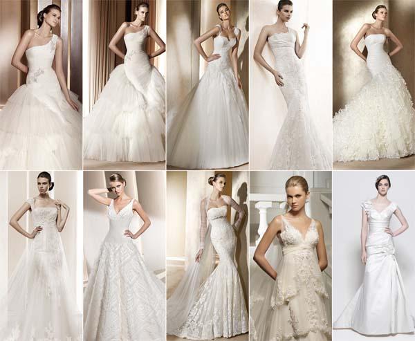 Vestidos de Noiva 2011 – Tendências e Fotos