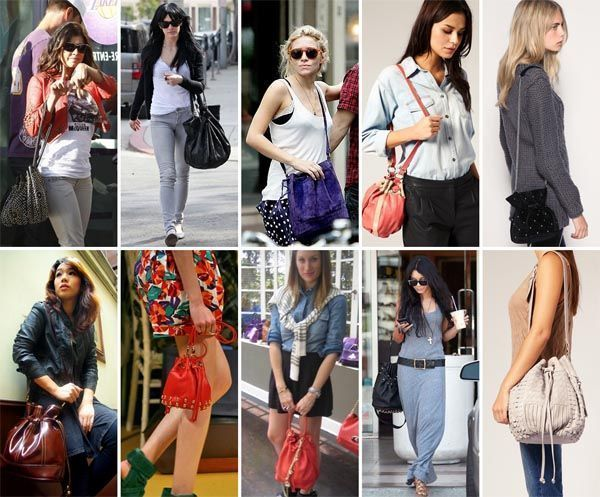 Bolsa De Mão Como Usar : Bolsa saco dicas de mulher
