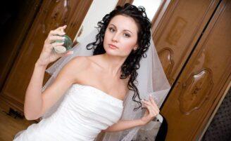 Dia da noiva em casa