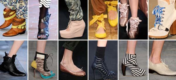 fashion rio calçados Fashion Rio   Tendências outono/inverno 2011