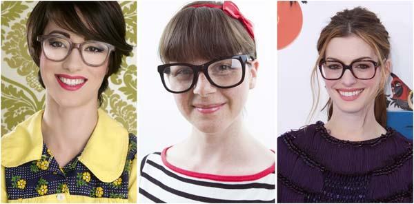 oculos armacao pesada1 Invista nos óculos com armação pesada