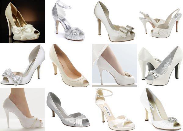 Bolsa E Sapatos Para Casamento : Sapatos de noiva dicas mulher