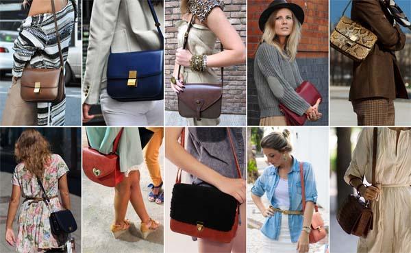 Bolsa De Mão Para O Dia A Dia : Bolsa box dicas de mulher