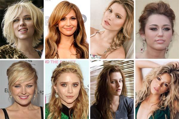 cabelo mate celebs Cabelo mate é tendência