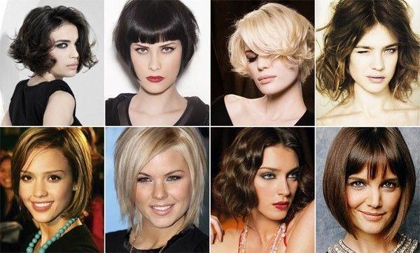 corte de cabelo inverno 2011 cabelo chanel Cortes de cabelo para o inverno 2011