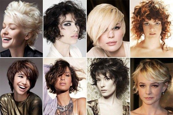 corte de cabelo inverno 2011 cabelo curto Cortes de cabelo para o inverno 2011