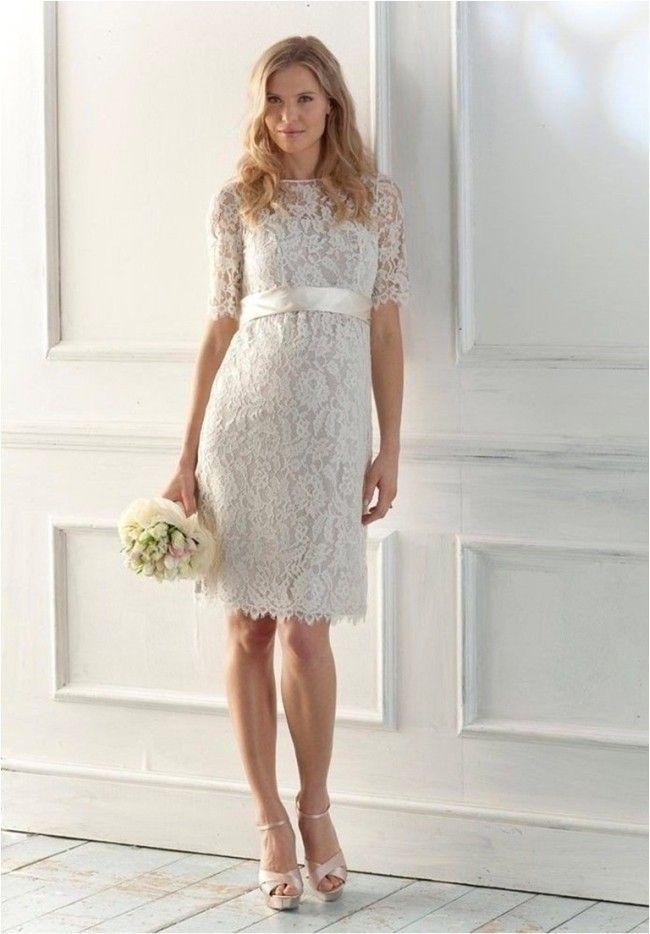 Vestido De Noiva Para Casamento Civil Dicas De Mulher