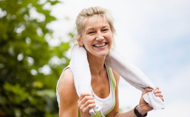 Exercícios combatem osteoporose na menopausa