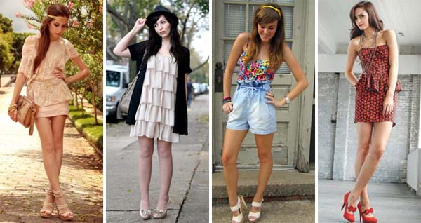 Blog de higirlz : Fashion culture, O estilo girlie