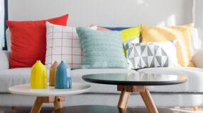 Almofadas decorativas: confortáveis e estilosas, elas podem inovar seu lar