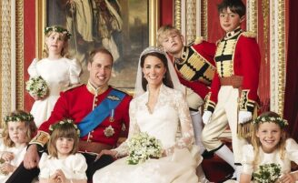 O casamento real de William e Kate
