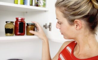 Como guardar os alimentos