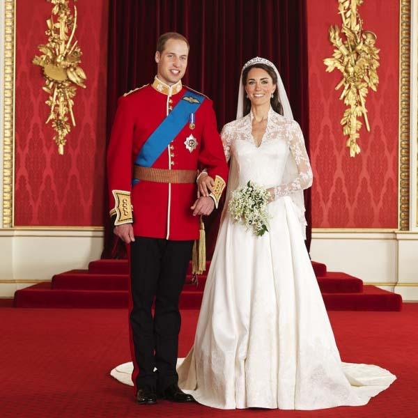 william kate noivos O vestido de noiva de Kate Middleton