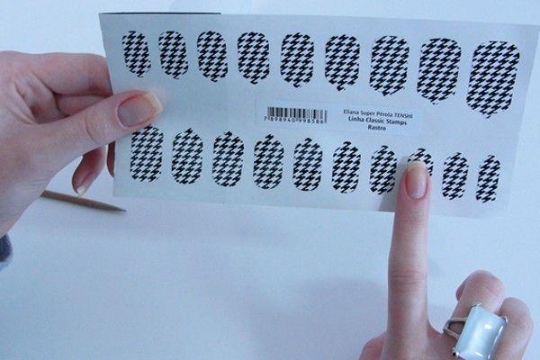 adesivos unhas21 Como aplicar adesivos para unhas