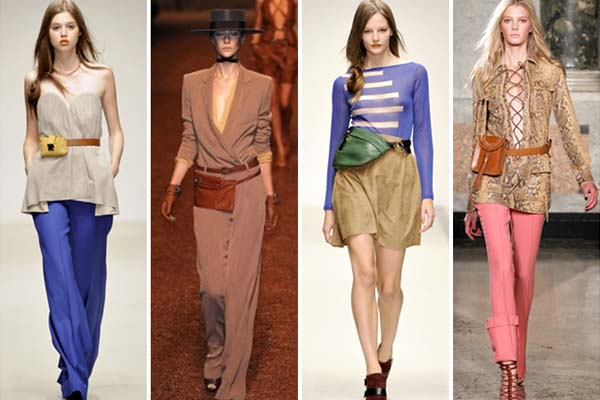belt purse2 Belt purse: A volta da pochete