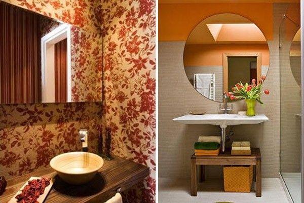 decorar lavabo pequeno:Como Decorar Lavabo Pequeno 15 Pictures to pin on Pinterest