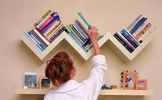 Beleza no Make Dicas para guardar livros!