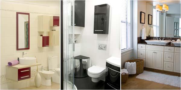 Como decorar banheiros pequenos dicas de mulher for Como decorar ambientes pequenos