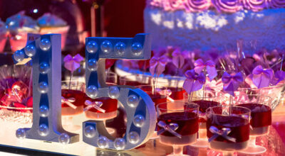 50 ideias de decoração para uma festa de 15 anos inesquecível