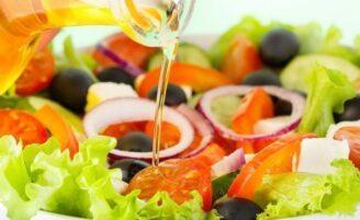 Inclua o azeite nas refeições