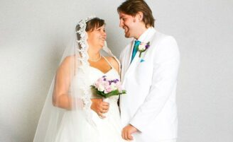 Vestido de noiva plus size: dicas para escolher o modelo ideal