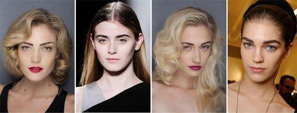truques para engrossar sobrancelha com maquiagem modelo Truques para engrossar a sobrancelha com maquiagem