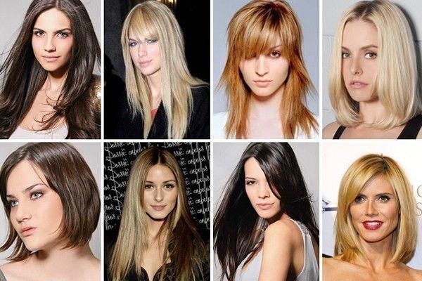 cortes que afinam o rosto11 Cortes de cabelo que afinam o rosto