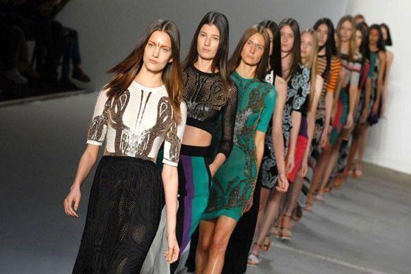 fashion rio 2012m Fashion Rio – Tendências Verão 2012