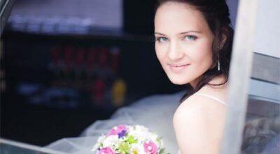 Maquiagem para casamento durante o dia