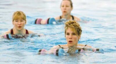 Pilates na água
