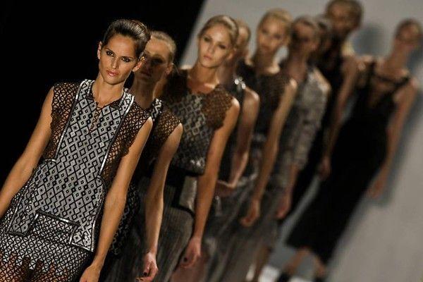 spfw SPFW   Tendências moda verão 2012