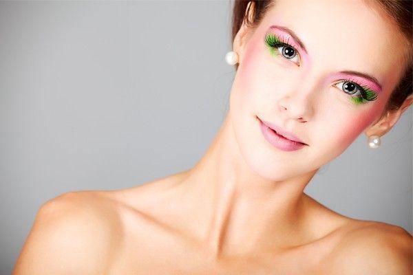 tendência maquiagem verão2012 Maquiagem para o verão 2012