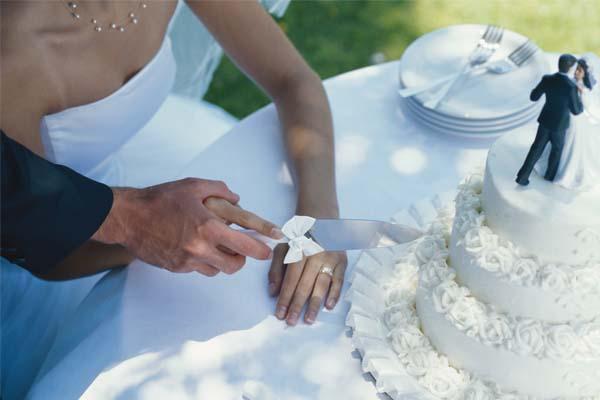 como escolher bolo casamento Como escolher o bolo de casamento