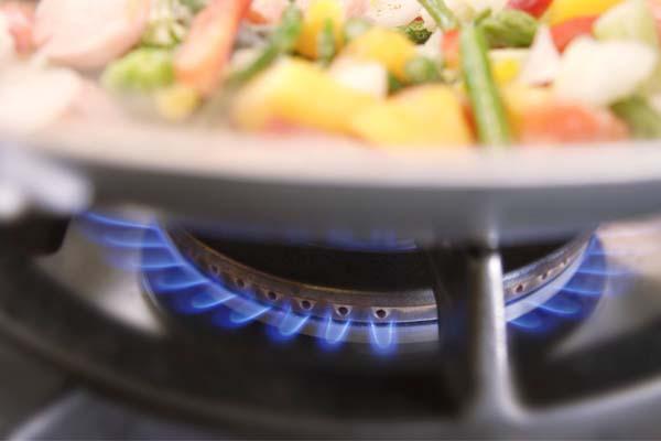 Cuidados com o Gás de cozinha