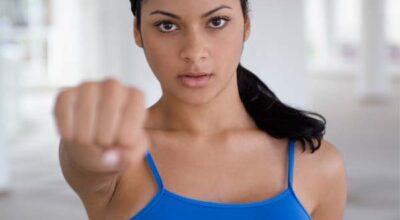 Mulheres que lutam