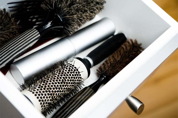 a escova certa para seu cabelo Como escolher a escova certa para seu cabelo