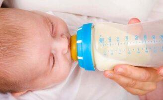Como armazenar leite materno