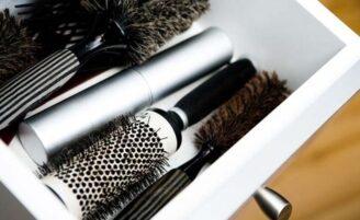 Como escolher a escova certa para seu cabelo