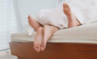 Como perder a timidez na cama