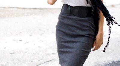 Guia da saia lápis: dicas, ocasiões e modelos para você usar