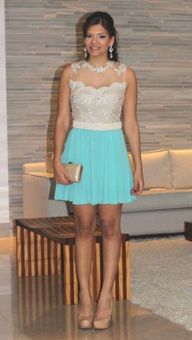 vestido de festa curto blog loja dalla Vestidos de festa: como
