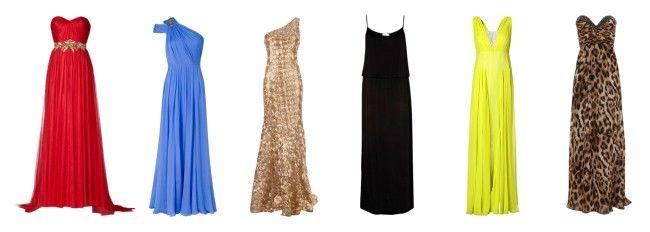 vestidos de festa longos 2 Vestidos de festa: como escolher o ideal para você